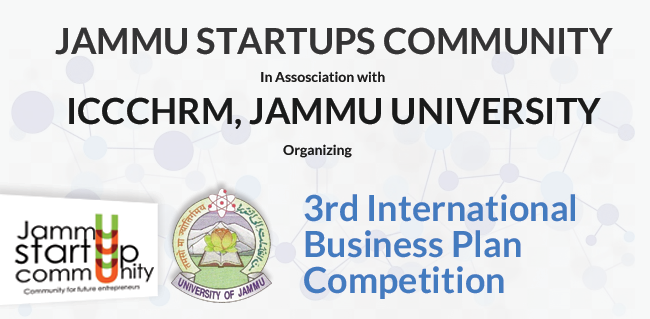 3rd International Business Plan Competition 2018